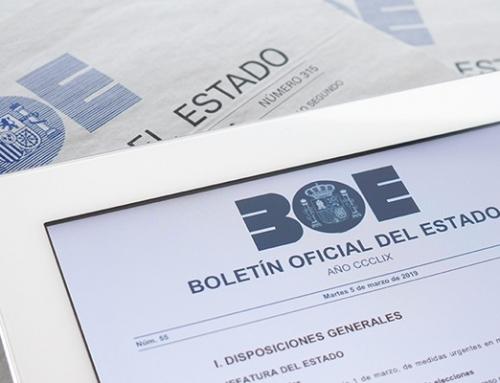 Publicado el Real Decreto-Ley 18/2020 que prorroga los ERTEs por fuerza mayor hasta el 30 de junio